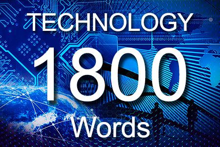 Technology Articles 1800 words