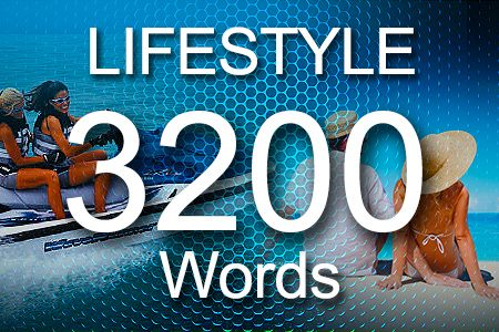 Lifestyle Articles 3200 words