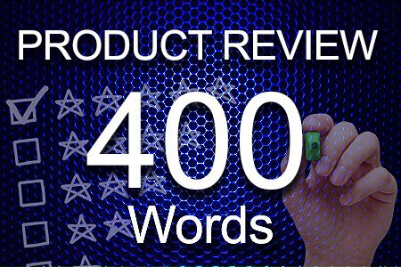 Product Review 400 words