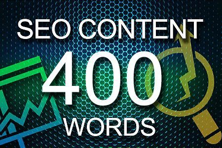 Seo Content 400 words