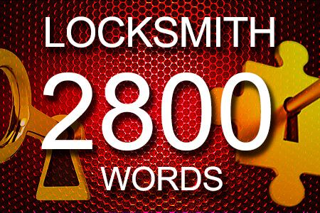 Locksmith Articles 2800 words