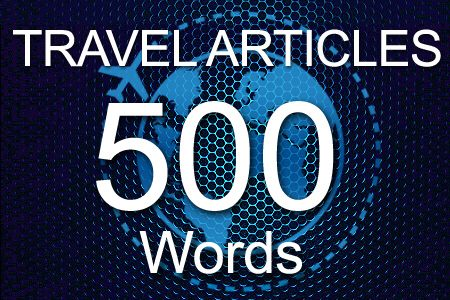 Travel Articles 500 words