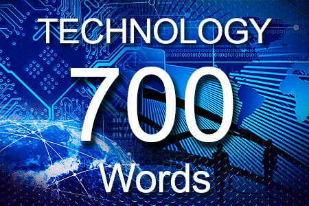 Technology Articles 700 words