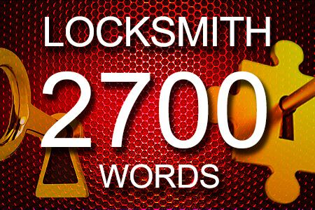 Locksmith Articles 2700 words
