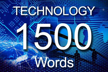 Technology Articles 1500 words