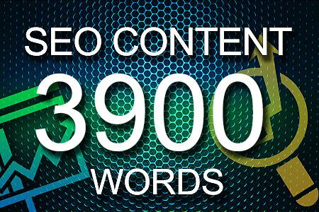 Seo Content 3900 words