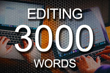 Editing Services 3000 words