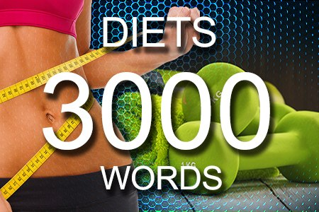 Diets Articles 3000 words