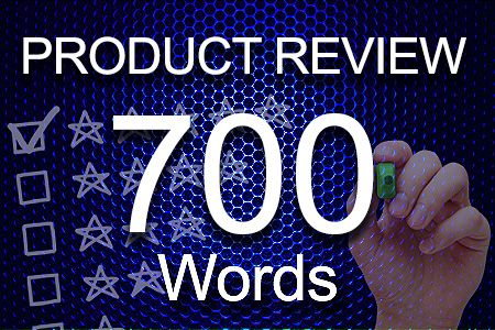 Product Review 700 words
