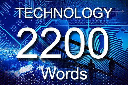 Technology Articles 2200 words