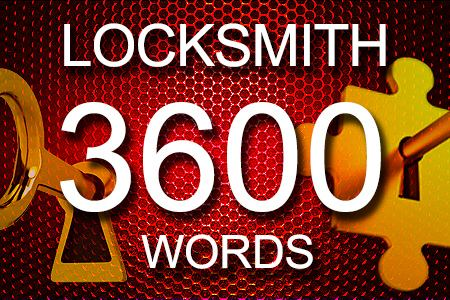 Locksmith Articles 3600 words