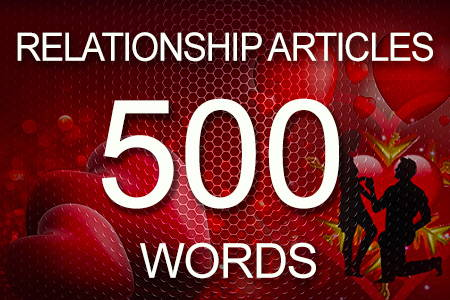Relationship Articles 500 words