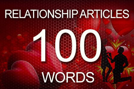 Relationship Articles 100 words