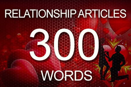 Relationship Articles 300 words