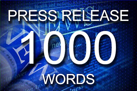 Press Release 1000 words