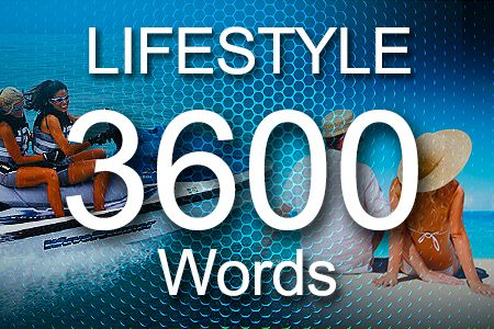Lifestyle Articles 3600 words
