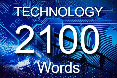 Technology Articles 2100 words