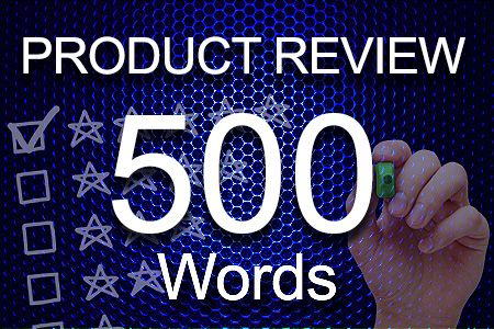 Product Review 500 words