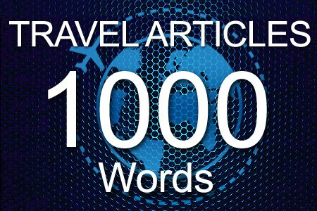 Travel Articles 1000 words