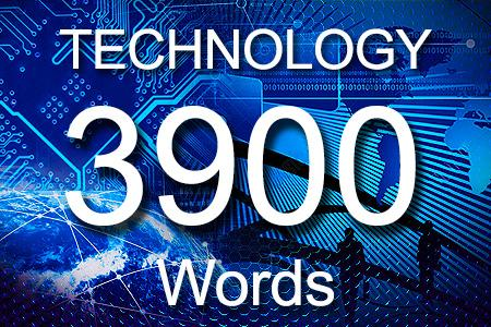 Technology Articles 3900 words