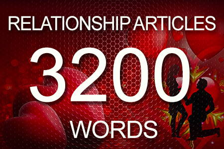 Relationship Articles 3200 words