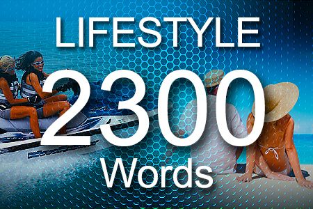 Lifestyle Articles 2300 words