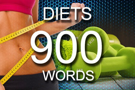 Diets Articles 900 words