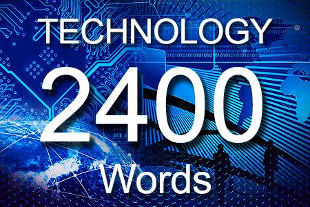 Technology Articles 2400 words