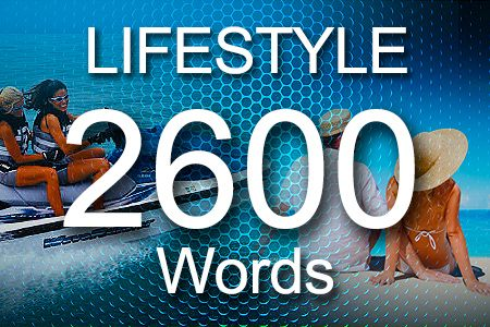 Lifestyle Articles 2600 words