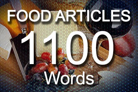 Food Articles