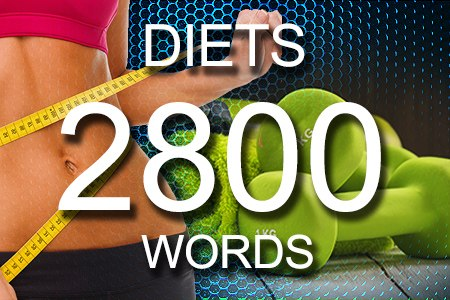Diets Articles 2800 words