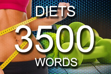 Diets Articles 3500 words