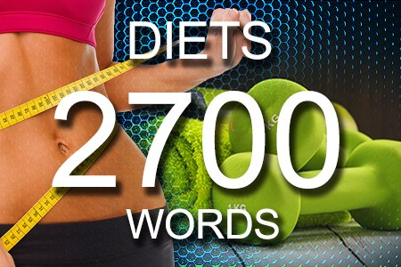 Diets Articles 2700 words