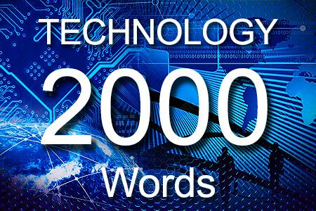 Technology Articles 2000 words