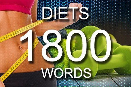 Diets Articles 1800 words