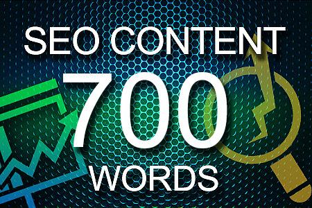 Seo Content 700 words