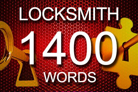 Locksmith Articles 1400 words