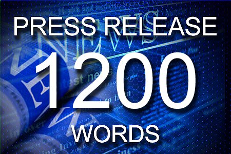 Press Release 1200 words