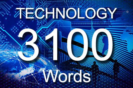 Technology Articles 3100 words