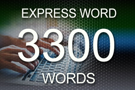 Express Word 3300 words