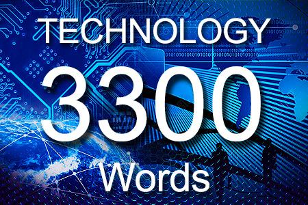 Technology Articles 3300 words