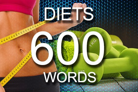 Diets Articles 600 words